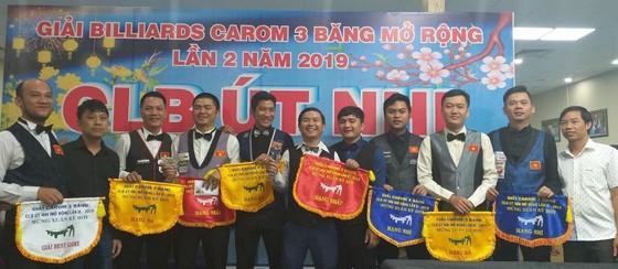 Nguyễn Quốc Nguyện bảo vệ ngôi vô địch giải Billiards 3 băng Út Nhi ảnh 1
