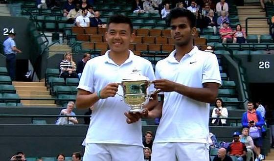 Giải quần vợt Chennai Open: Lý Hoàng Nam chiến thắng ngoạn mục chiều 30 Tết ảnh 1