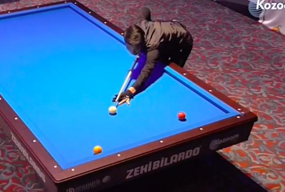 World Cup Billiards 3 băng: Trần Quyết Chiến bản lĩnh tiến vào vòng 1/8 ảnh 1