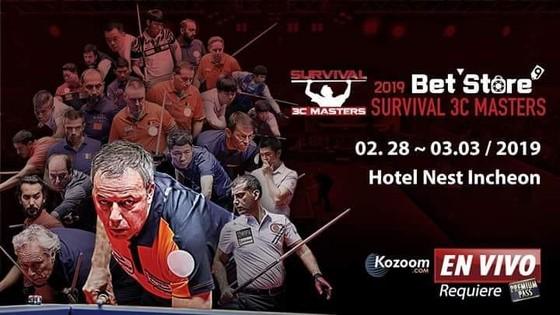 Nguyễn Quốc Nguyện lọt vào tranh phần thưởng 5,6 tỷ đồng giải Billiards Survival Masters ảnh 1