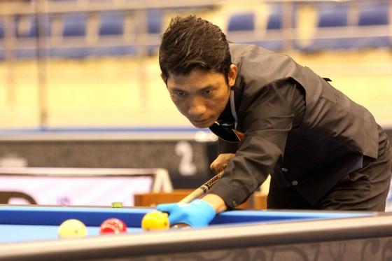 Ngô Đình Nại không gặp may ở giai đoạn cuối trận đấu.