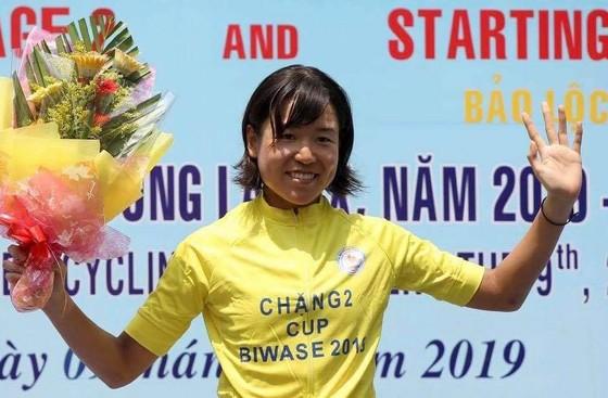 Dàn tuyển thủ Nhật Bản thống lĩnh đường đèo giải xe đạp nữ Biwase ảnh 1