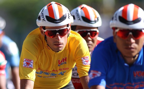 An Giang bất ngờ đổi ngoại binh trước thềm cuộc đua xe đạp Cúp Truyền hình ảnh 1
