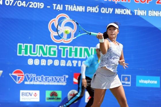 Nguyễn Văn Phương lần đầu vô địch giải quần vợt VTF Pro Tour ảnh 2