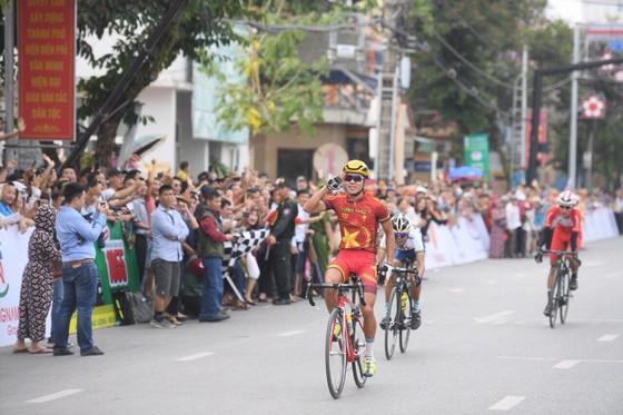 """Mirsamad đoạt áo vàng chung cuôc Giải xe đạp """"Về Điện Biên"""" ảnh 2"""
