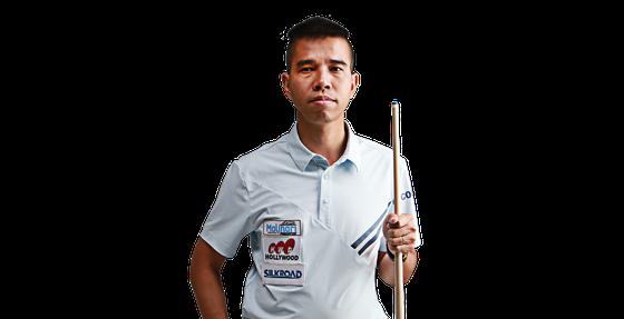 Niềm hy vọng của Billiards Carom 3 băng Việt Nam Trần Quyết Chiến.