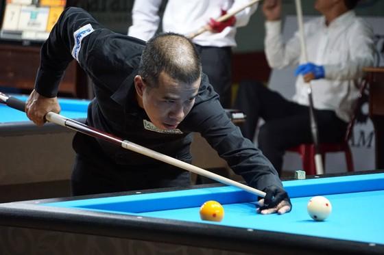Quyết Chiến, Quốc Nguyện lâm nguy ở giải Billiards Carom 3 băng Survival Masters ảnh 1