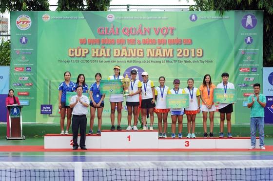 Hải Đăng Tây Ninh vô địch giải quần vợt đồng đội nam quốc gia 2019 ảnh 4