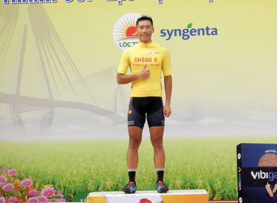 """Giải xe đạp Về Nông Thôn: TPHCM tung """"chiêu"""" bảo vệ áo xanh cho Nguyễn Văn Bình ảnh 3"""