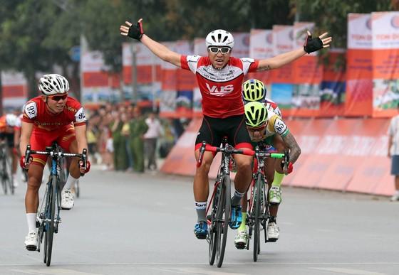 Sự trở lại của Mai Nguyễn Hưng sẽ giúp ích cho xe đạp Việt Nam. ẢNH: HOÀNG HÙNG