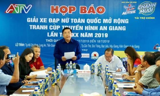 Tay đua Nguyễn Thị Thật vắng mặt tại giải xe đạp nữ Truyền hình An Giang ảnh 1
