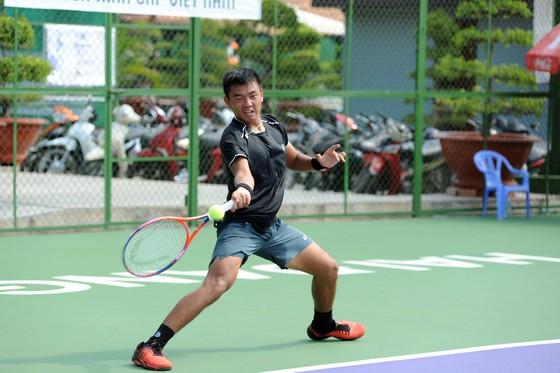 Lý Hoàng Nam lần đầu tiên thắng trận ở giải quần vợt ATP 110 ảnh 1
