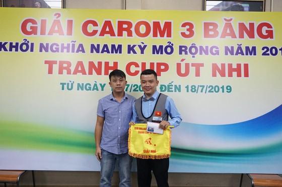 Cơ thủ Nguyễn Quốc Nguyện đăng quang giải Billiards Carom 3 băng Nam Kỳ Khởi Nghĩa ảnh 1