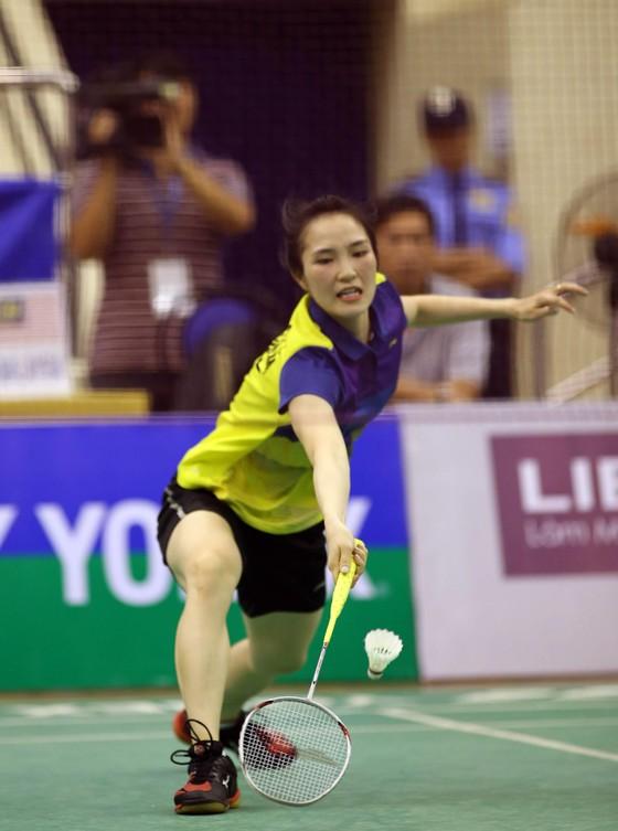 Vũ Thị Trang đánh bại tay vợt hạt giống tiến vào vòng 3 giải cầu lông vô địch thế giới ảnh 1