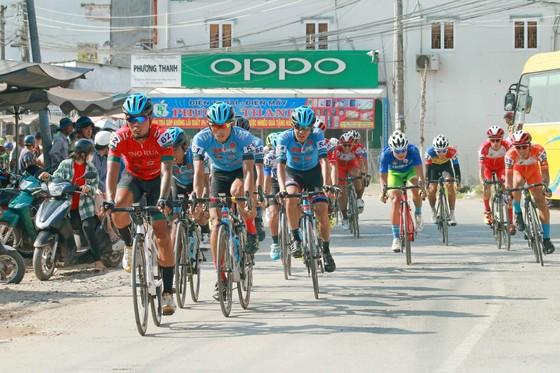 GIải xe đạp ĐBSCL: Cú đúp cho xe đạp Đồng Nai ảnh 1