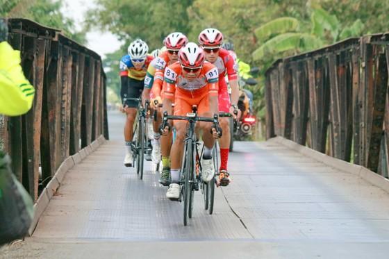 GIải xe đạp ĐBSCL: Cú đúp cho xe đạp Đồng Nai ảnh 2