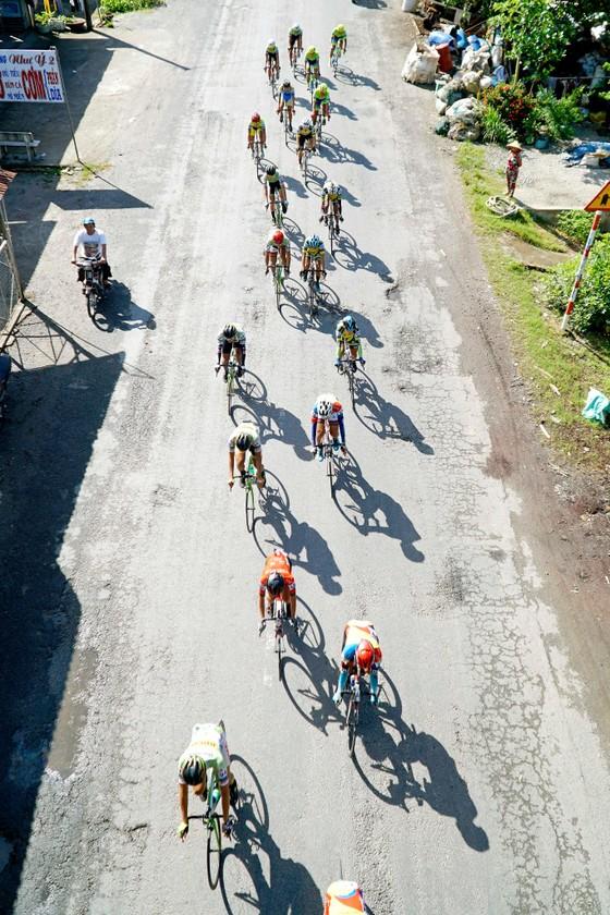 GIải xe đạp ĐBSCL: Cú đúp cho xe đạp Đồng Nai ảnh 3