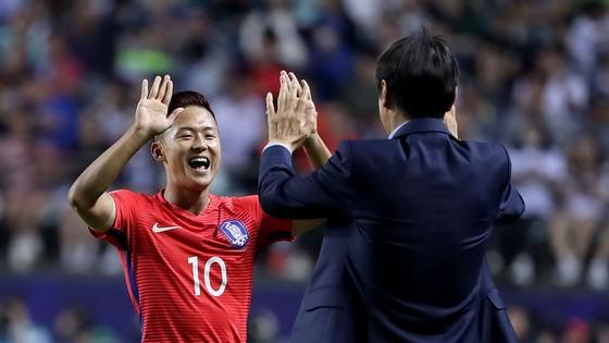 Hàn Quốc giành chiến thắng thứ hai trước Argentina (ảnh: FIFA)