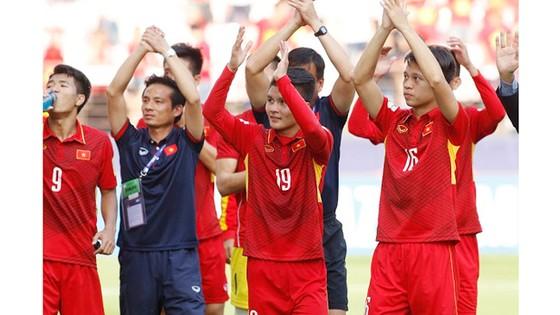 U20 Việt Nam đã thi đấu đầy nỗ lực tại VCK U20 FIFA World Cup 2017