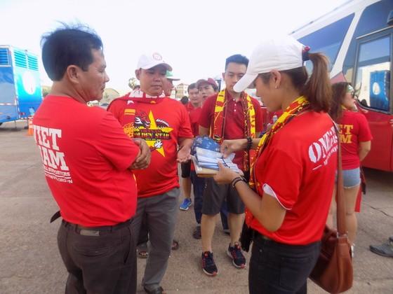 Vòng loại Asian Cup 2019: Campuchia - Việt Nam ảnh 3