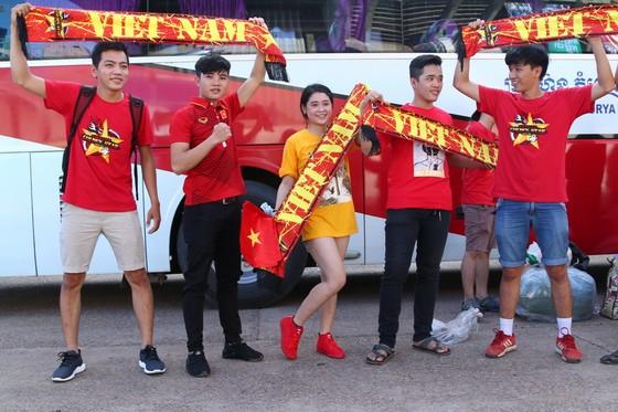 Vòng loại Asian Cup 2019: Campuchia - Việt Nam ảnh 5