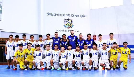 """Các """"mần non"""" của CLB Thái Sơn Nam"""