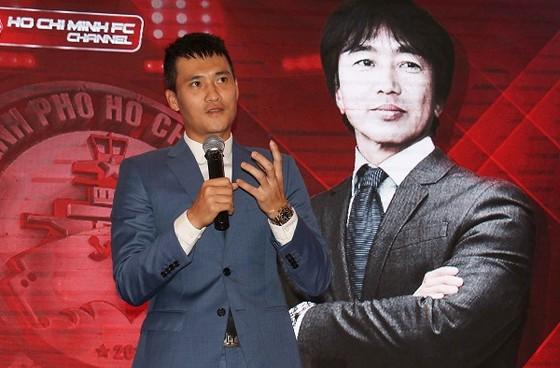 CLB TPHCM đặt nhiều hy vọng sau bản hợp đồng với HLV Miura. Ảnh: DŨNG PHƯƠNG