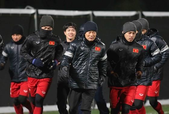 Côn Sơn chào đón U23 Việt Nam bằng cái lạnh 0 độ ảnh 2