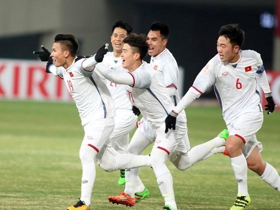 Chơi đầy nỗ lực, U23 Việt Nam vẫn thua ngược U23 Hàn Quốc ảnh 1