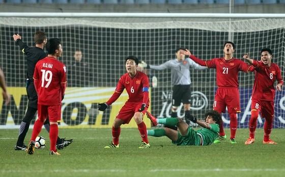 Quà Xuân mang tên U23 Việt Nam  ảnh 1