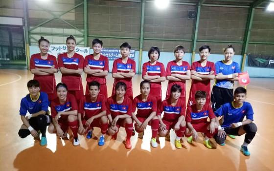 ĐT nữ futsal Việt Nam