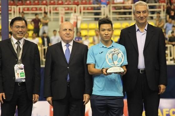 Ông Trần Anh Tú góp công lớn đưa futsal Việt Nam tiếp cận với châu Á và thế giới