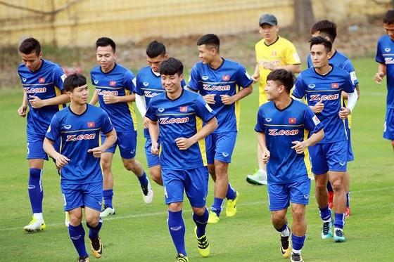 ĐT Việt Nam thăng tiến mạnh mẽ trên BXH FIFA. Ảnh: MINH HOÀNG