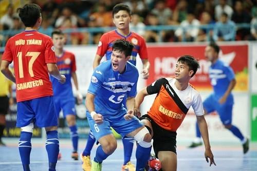Giải futsal VĐQG 2018 chào đón tân binh VietFootball ảnh 1