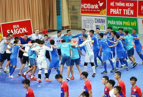 Giải futsal các CLB châu Á 2018: Thái Sơn Nam rơi vào bảng nặng ảnh 1
