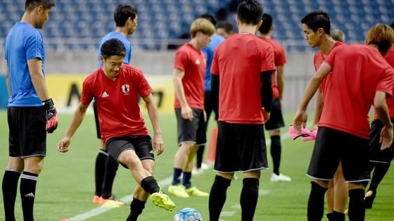Đội Nhật Bản lên danh sách cho World Cup 2018