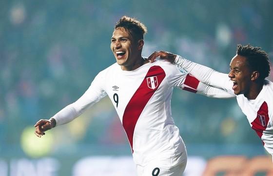 Guerrero hy vọng được tham dự World Cup 2018 cùng với đội tuyển Peru