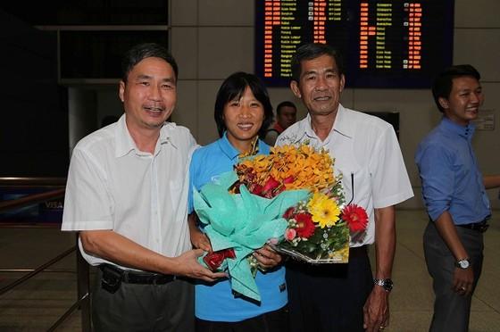 Ông Dương Nghiệp Khôi đến gần ghế Chủ tịch CLB Sài Gòn ảnh 1