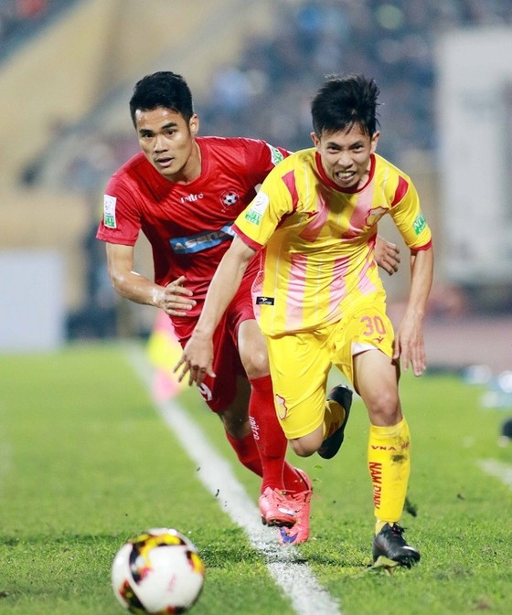 TPHCM gặp Nam Định: Trận chung kết ngược, trận cầu 6 điểm ảnh 1