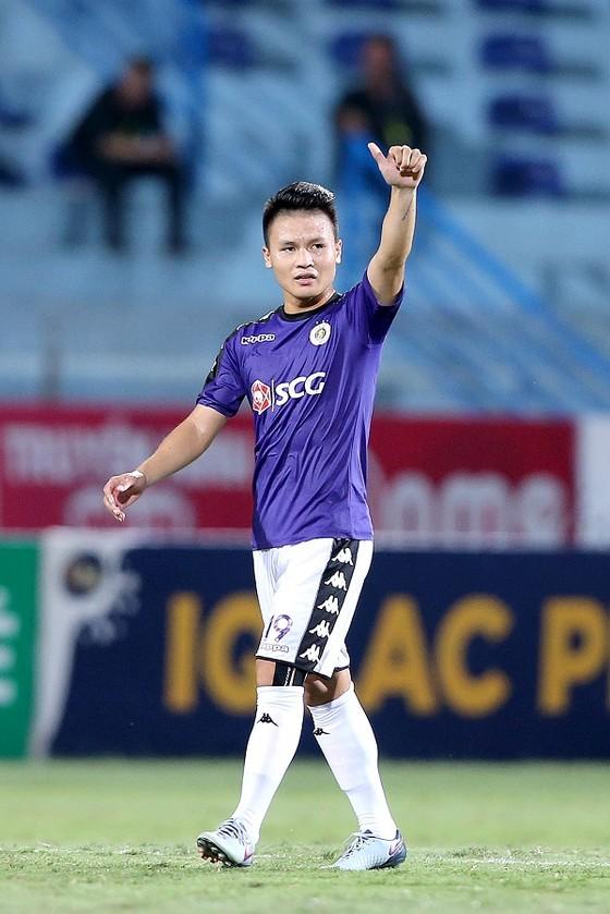 Quang Hải ghi bàn, Hà Nội củng cố ngôi vị đầu bảng sau vòng 15 Nuti Cafe V-League ảnh 1