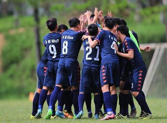 VCK U17 Quốc gia - Cúp Thái Sơn Nam 2018: Lương Trung Tuấn tái ngộ PVF ảnh 1