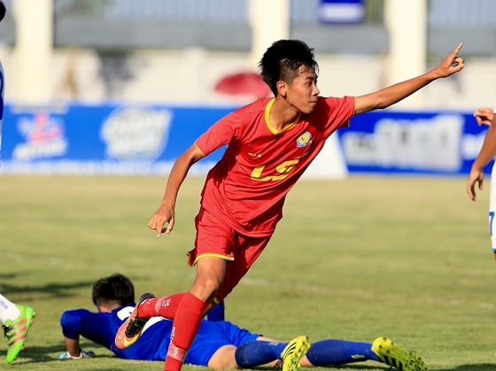 VCK U17 quốc gia - Cúp Thái Sơn Nam 2018: PVF giành chiến thắng thứ 2 ảnh 1