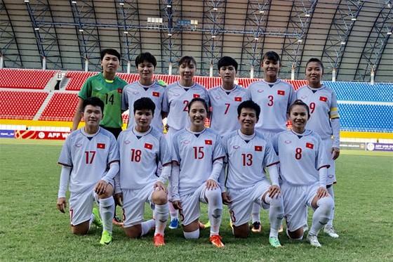 Giải bóng đá nữ Đông Nam Á 2018: Việt Nam thắng Indonesia 6-0 ảnh 1