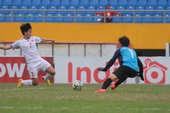 Đội tuyển nữ Việt Nam giành Huy chương đồng Đông Nam Á 2018 ảnh 1