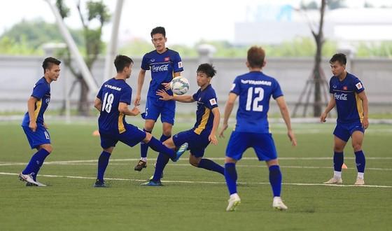 U23 Việt Nam đang hối hả tập luyện