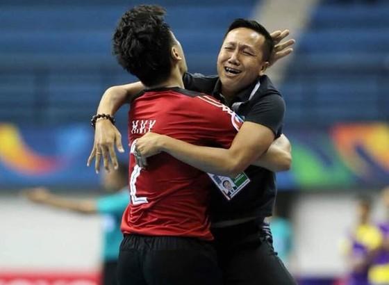 Thái Sơn Nam hướng đến trận chung kết giải châu Á năm nay. Ảnh: ANH TRẦN