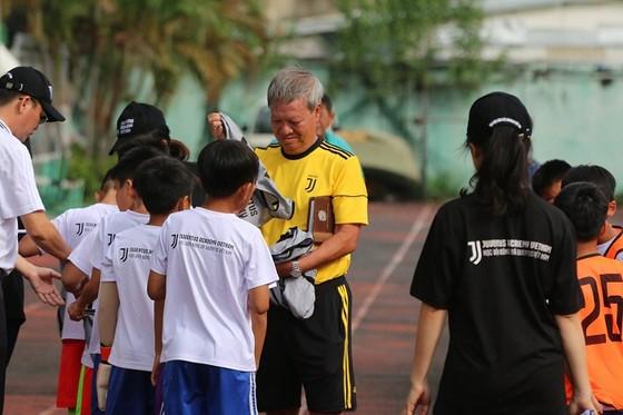Học viện bóng đá Juventus Việt Nam bắt đầu tìm kiếm tài năng ảnh 1