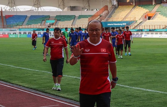 Olympic Việt Nam gặp khó trong những ngày đầu ở Jakarta ảnh 1
