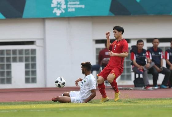 Olympic Việt Nam- Pakistan 3-0: Chiến thắng dễ dàng ảnh 1