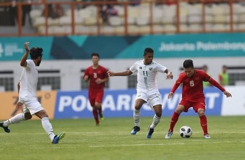 Olympic Việt Nam- Pakistan 3-0: Chiến thắng dễ dàng ảnh 2